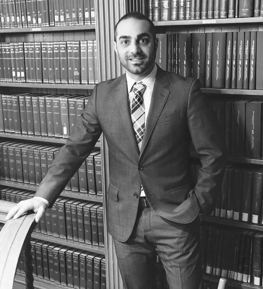 Daniel Camenzuli Workplace Law Vaughan Ontario